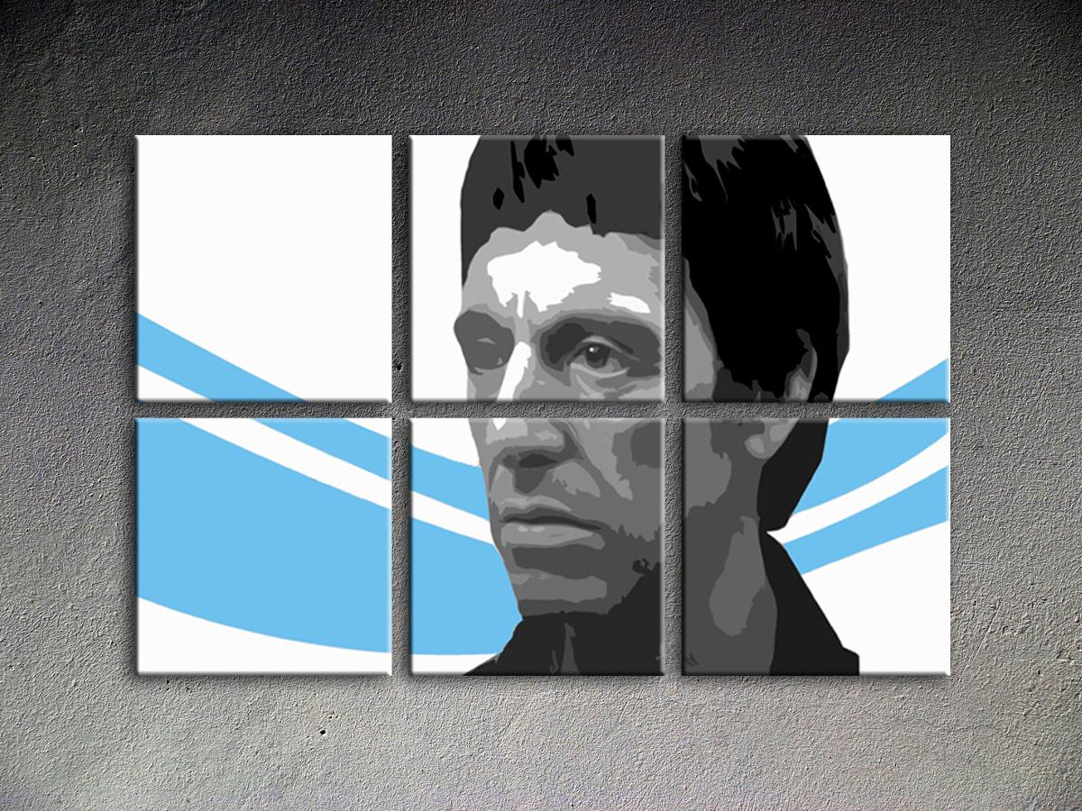 Popart schilderij Al Pacino 23
