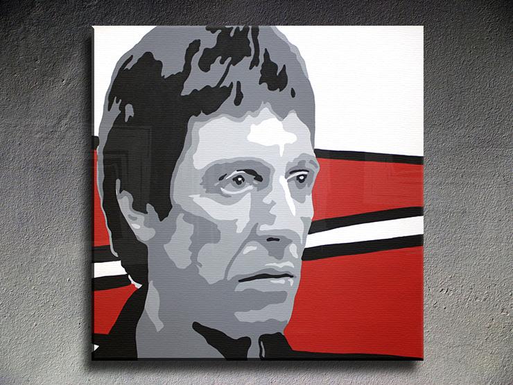 Popart schilderij Al Pacino 24