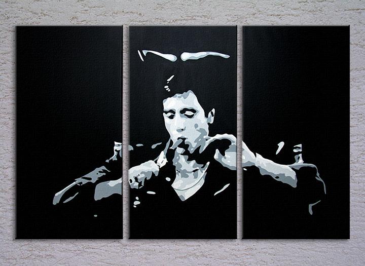 Popart schilderij Al Pacino 3