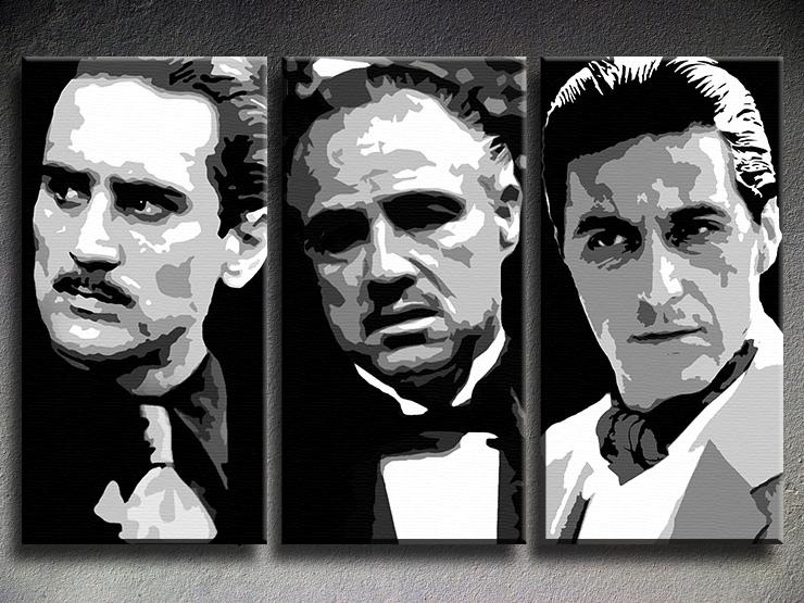 Schilderijen Godfather