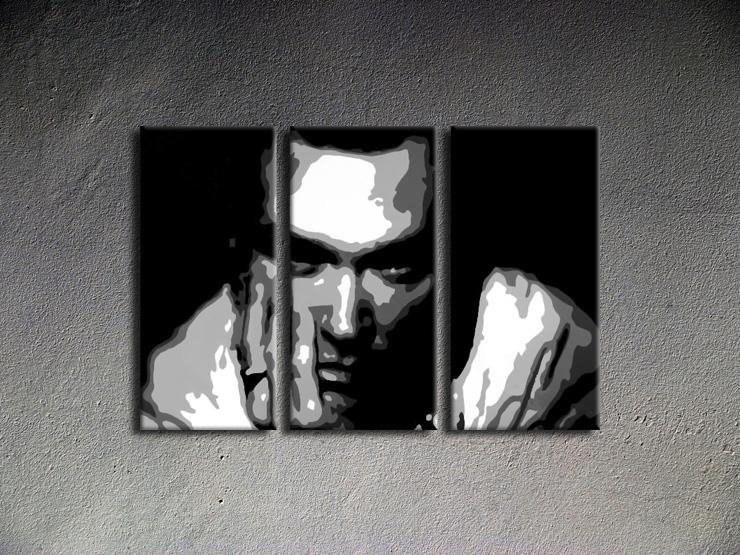 Popart schilderij Morrisey